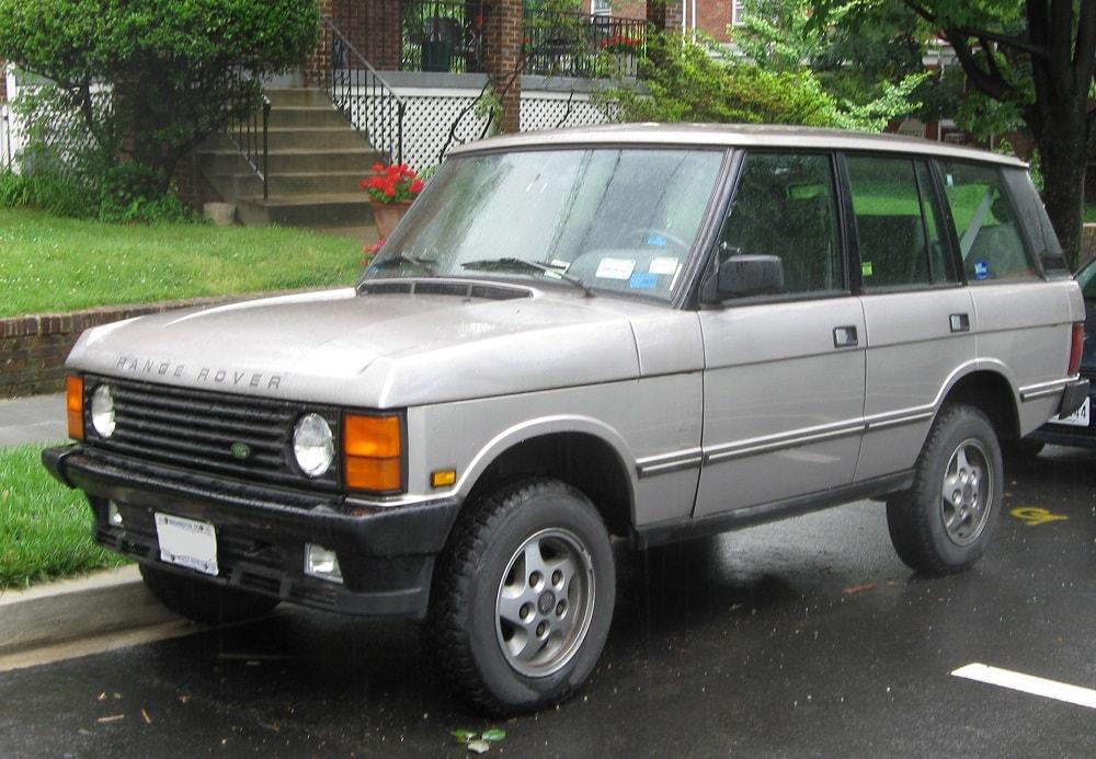 De Range Rover terug als classic